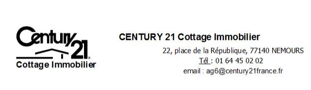 Century 21 Cottage Immobilier Nemours